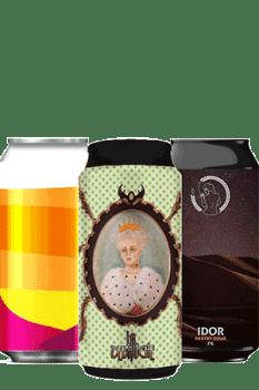 Coffret Cool Beer SOUR Brasseries artisanales françaises