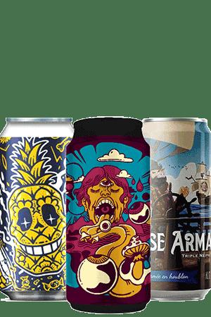 Coffret Cool Beer TIPA Brasseries artisanales françaises