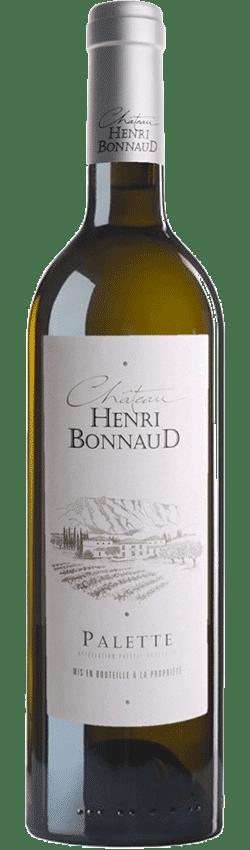Vin Palette Blanc du Château Henri Bonnaud