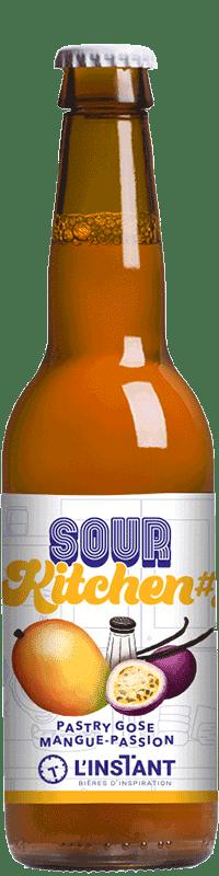 Bouteille de bière artisanale Sour Kitchen 2 Brasserie L'Instant