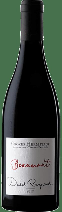 Bouteille de vin Crozes-Hermitage Beaumont du Domaine Les Bruyères de David Reynaud