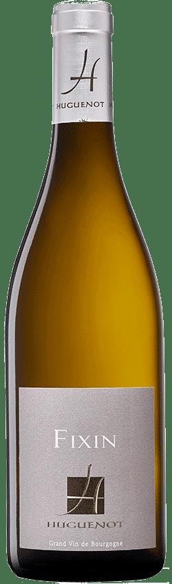Bouteille de vin Fixin Blanc du Domaine Huguenot