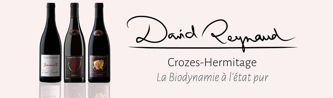Les vins du domaine Les Bruyères de David Reynaud