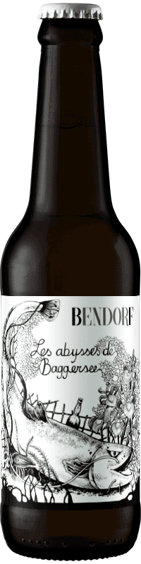 Brasserie Bendorf Abysses de Baggersee Imperial Stout Framboise Find A Bottle