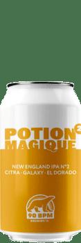 Bière Potion Magique 2 Neipa brasserie 90 BPM