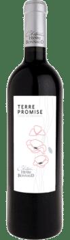 Bouteille de vin Côtes de Provence Terre Promise Rouge du Château Henri Bonnaud