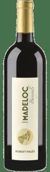 Bouteille de vin Banyuls Robert Pagès du Domaine Madeloc