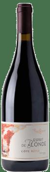 Bouteille de vin Côte-Rôtie Esprit de Blonde du Domaine Pierre Gaillard