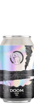Canette de bière Doom DDH DIPA Brasserie La Superbe