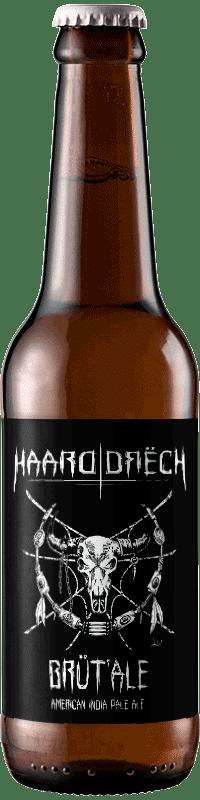 Biere artisanale brutale ipa brasserie Haarddrech