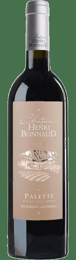 Vin Palette Rouge Quintessence du Château Henri Bonnaud