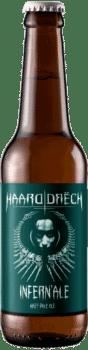 Biere artisanale infernale hazy pale ale brasserie Haarddrech