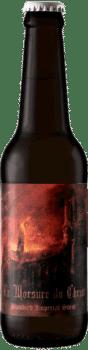 Biere artisanale la morsure du Christ Seth brasserie Haarddrech