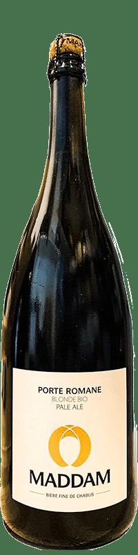 Magnum de bière Pale Ale Brasserie Maddam