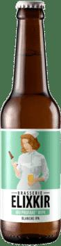 Bière Artisanale Ibu Profane Wheat IPA Brasserie Elixkir