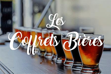 Coffret Bières