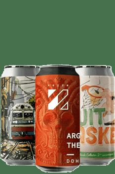 Coffret bières Can IPA Brasseries artisanales françaises