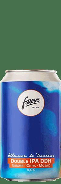 illusion de douceur dipa fauve craft biere