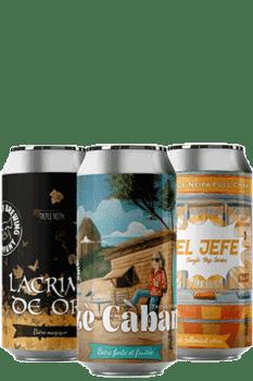 Coffret bières Canettes nouveautés bières artisanales Brasserie Piggy Brewing Co