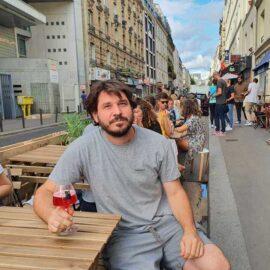Arnaud de la brasserie Popihn