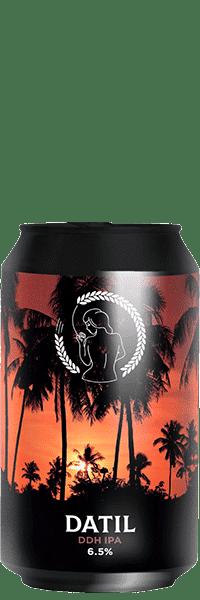 Canette de bière Datil DDH IPA Brasserie La Superbe