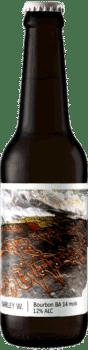 Barley wine Barrel Aged Bourbon Brasserie Popihn