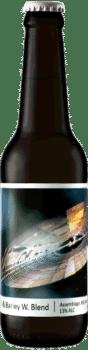Assemblage Russian Imperial Stout et Barley Wine Barrel Aged Bourbon Brasserie Popihn
