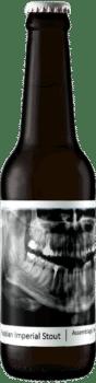 Russian Imperial Stout Barrel Aged Bourbon et Rhum australien Brasserie Popihn