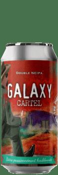 Canette de bière Galaxy Cartel Double Neipa Piggy Brewing Company