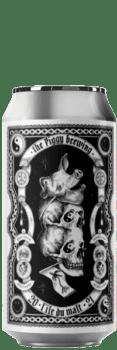 Canette de bière Imago Double Neipa Ile du Malt Piggy Brewing Company