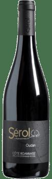 Bouteille de vin Oudan du Domaine Serol en Côte Roannaise
