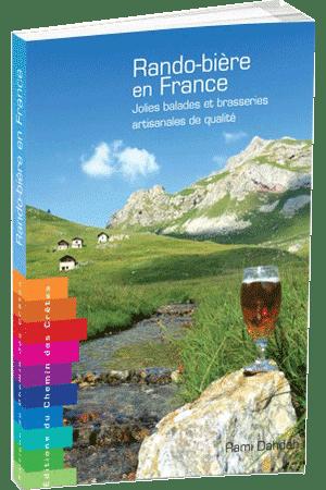 Livre Rando-Bière en France