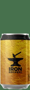 Canette de bière Nector Light Ipa Brasserie Iron
