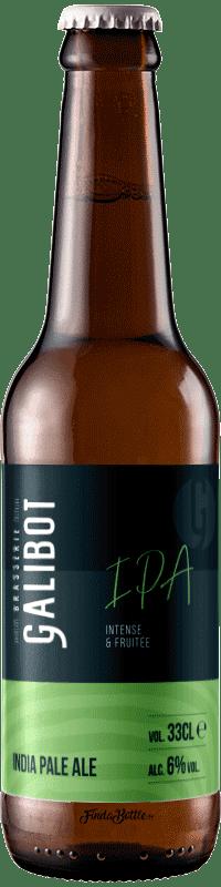 bouteilles de bière ipa brasserie galibot