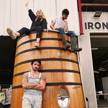 equipe brasserie iron