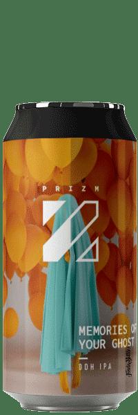 Bière Artisanale DDH IPA Memories of your ghost de la Brasserie Prizm