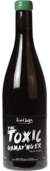 Bouteille de vin Toxic Gamay'nger du domaine David Large