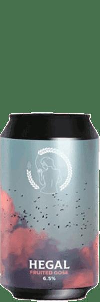 Canette de Bière Hégal Fruited Gose de la Superbe