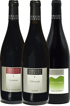 Coffret Découverte Vins du Domaine Richaud