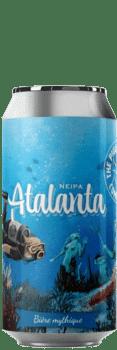 Canette de bière Atalanta Neipa Piggy Brewing Company